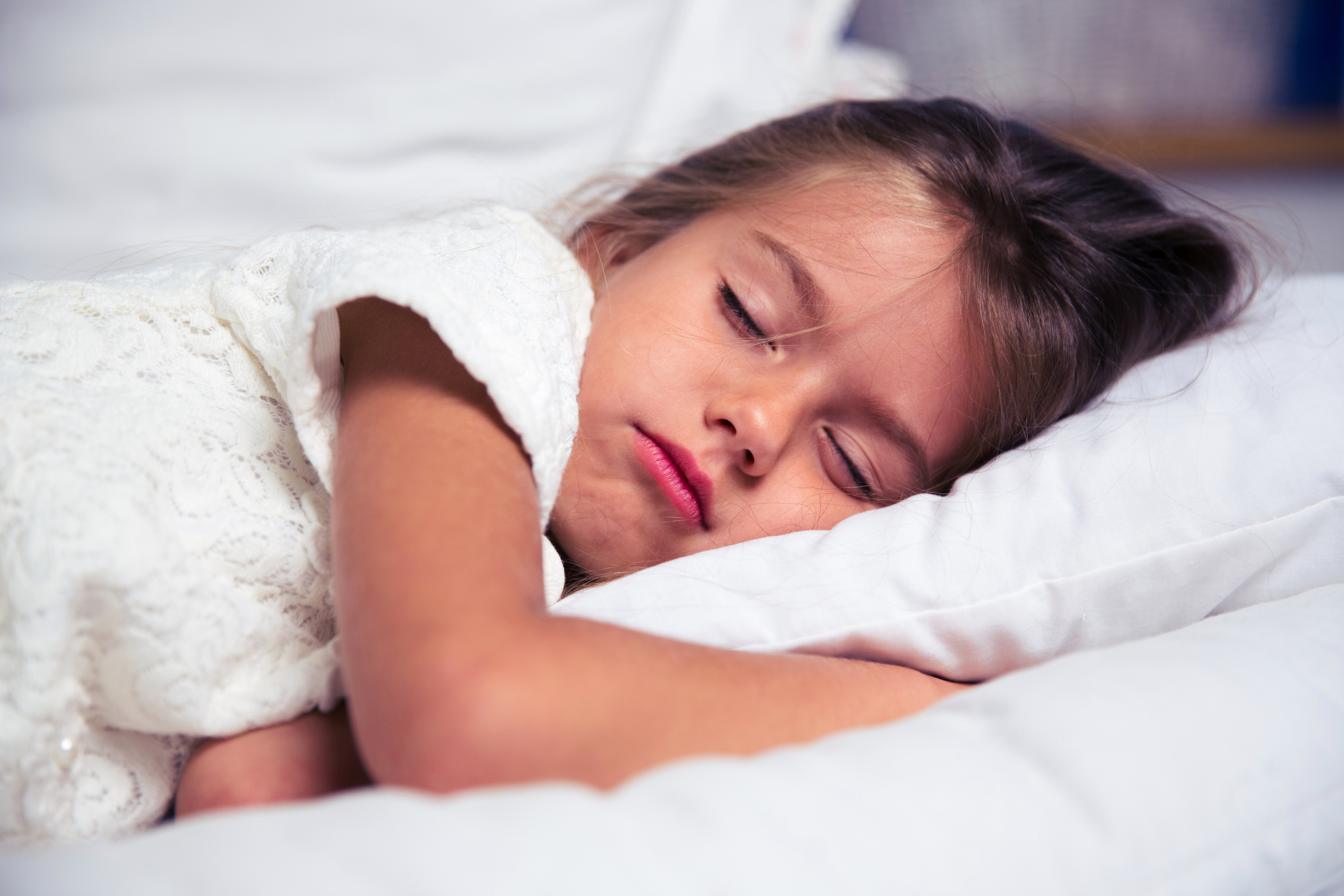 Sleep and your child wellnotes sarah bush lincoln for Sleeping bed