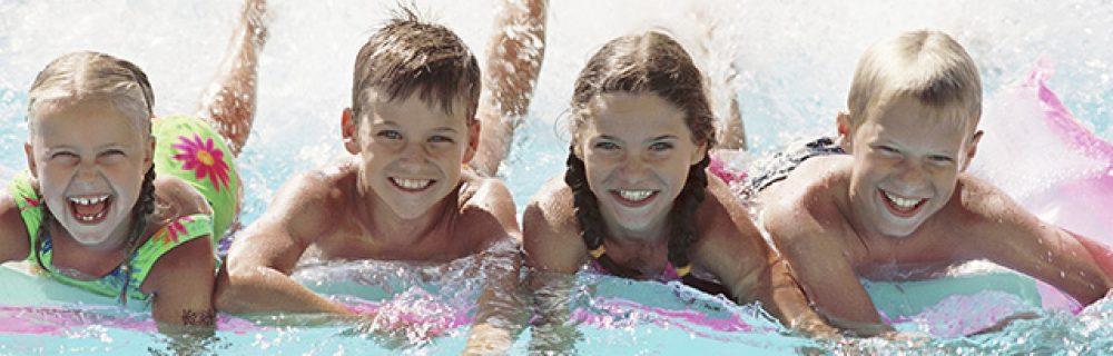 Summer Water Fun Can Bring Drowning Risks