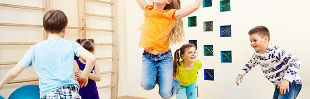 Help Kids Get Enough Exercise
