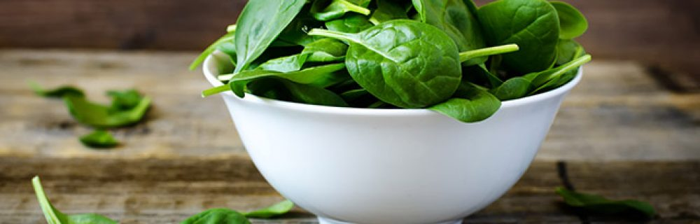 Keep Spinach Fresher