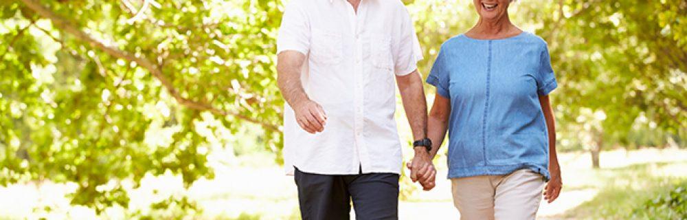Take a Walk to Cut Diabetes Risk