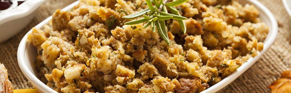 Recipe: Turkey Sausage Stuffing