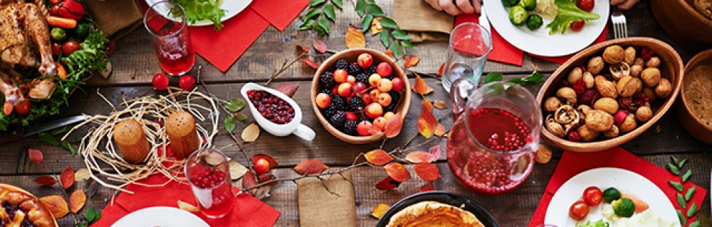 Stay Focused on Your Health Goals During the Holidays