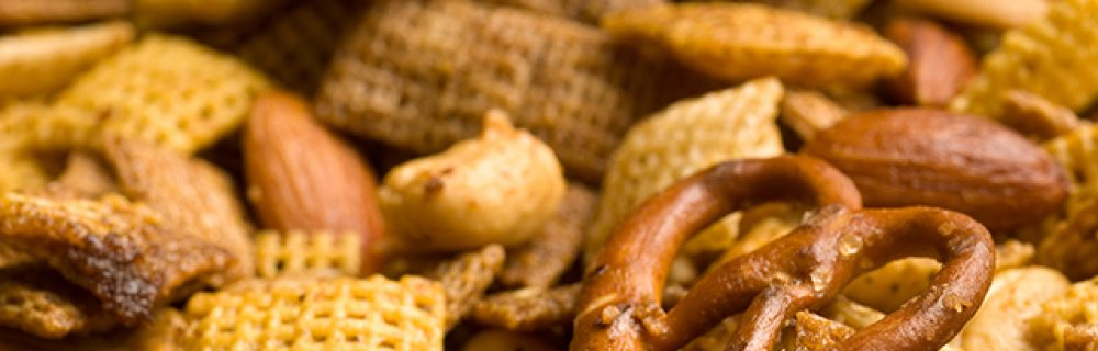 Recipe: Slow Cooker Chex Mix