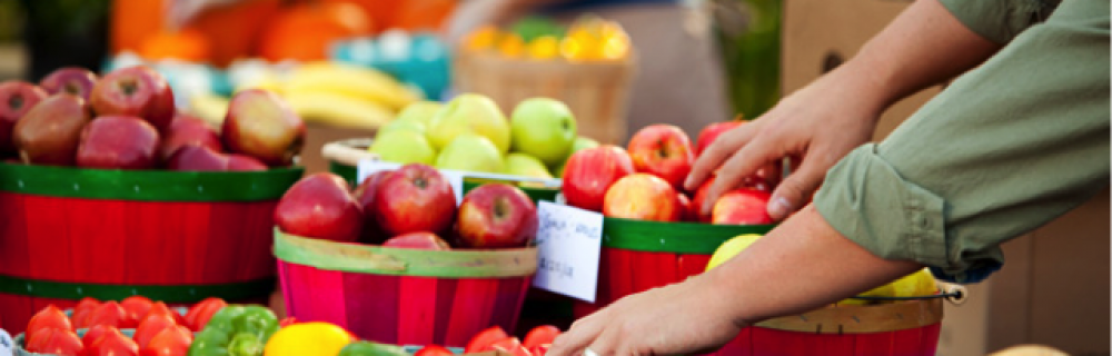 Fall Into Fresh Produce